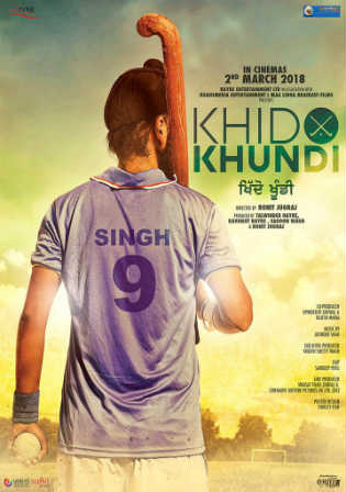 Khido Khundi 2018 HDRip 400Mb Full Punjabi Movie Download 480p