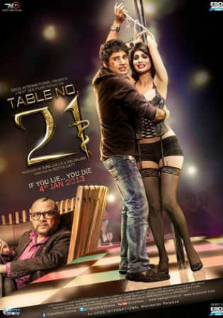 Table No 21 2013 DVDRip 300Mb Full Hindi Movie Download 480p Watch Online Free bolly4u