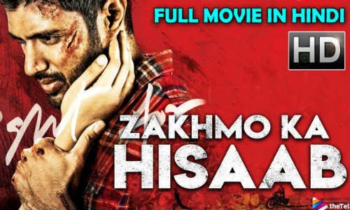Zakhmo Ka Hisaab 2018 HDRip 300MB Hindi Dubbed 480p Watch Online Full Movie Download bolly4u