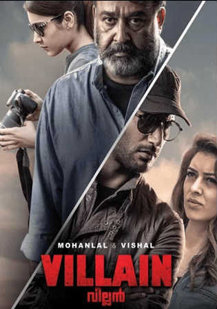 Villain 2017 HDRip 1GB UNCUT Hindi Dubbed Dual Audio 720p ESub Watch Online Full Movie Download bolly4u