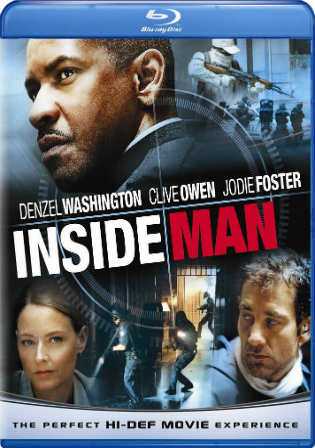 Inside Man 2006 BluRay 400Mb Hindi Dubbed Dual Audio 480p Watch Online Full Movie Download Worldfree4u 9xmovies