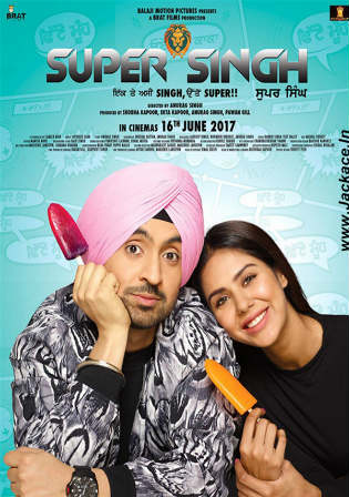 Super Singh 2018 HDRip 400MB Full Punjabi Movie Download 480p
