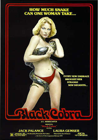 [18+] Black Cobra Woman 1976 BluRay 750MB Hindi Dual Audio 720p