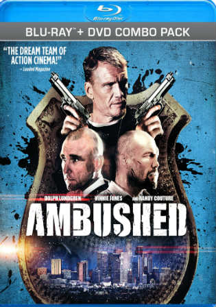 Ambushed 2013 BluRay 900MB Hindi Dubbed Dual Audio 720p Watch Online Full movie Download bolly4u
