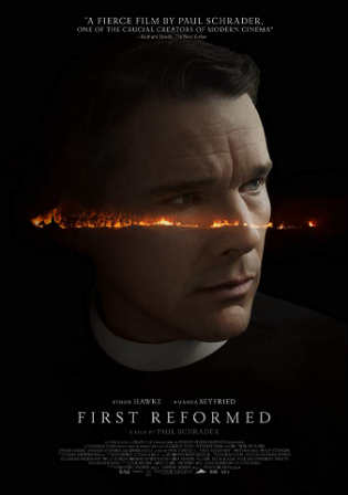 First Reformed 2018 HDRip 900Mb Full English Movie Download 720p ESub Watch Online Free Worldfree4u 9xmovies