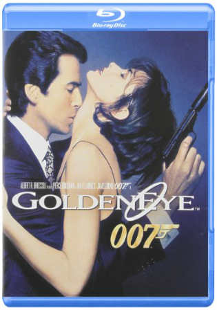 GoldenEye 1995 BluRay 400MB Hindi Dubbed Dual Audio 480p ESub Download