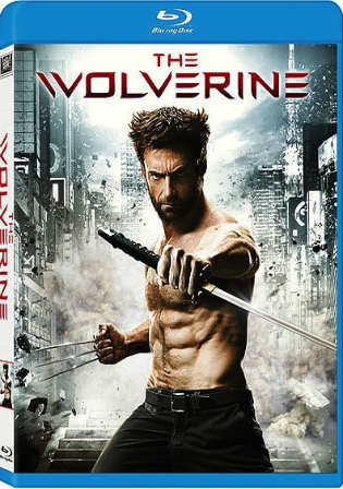 The Wolverine 2013 BluRay 950MB Extended Cut Hindi Dubbed 720p Watch Online Full Movie Download Worldfree4u 9xmovies