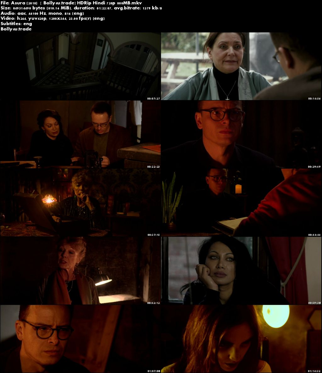Aura 2018 HDRip 250Mb Full English Movie Download 480p