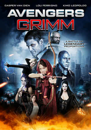 Avengers Grimm 2015 BluRay 800Mb Hindi Dubbed Dual Audio 720p Watch Online Full Movie Download Worldfree4u 9xmovies