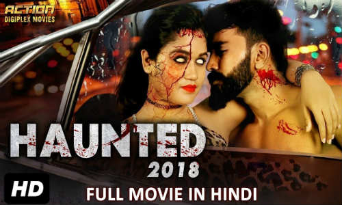 Haunted 2018 HDRip 650Mb Full Hindi Dubbed Movie Download 720p Watch Online Free Worldfree4u 9xmovies