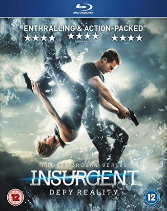 Insurgent 2015 BluRay Movie Download Hindi 270MB Dual Audio 480p