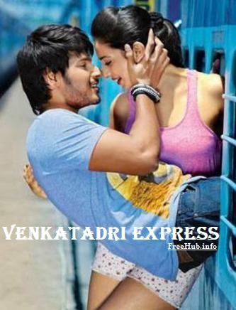 Venkatadri Express 2013 HD Download Hindi UnCuT Dual Audio Telugu 480p