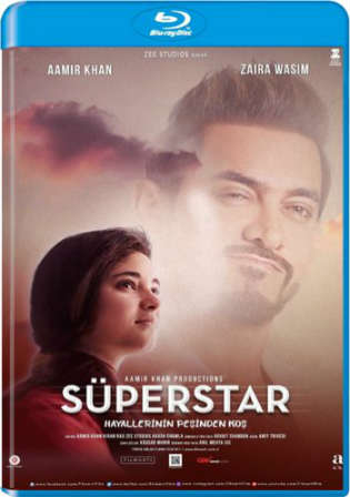 Secret Superstar 2017 BluRay 400MB Full Hindi Movie Download 480p Watch Online Free Download bolly4u