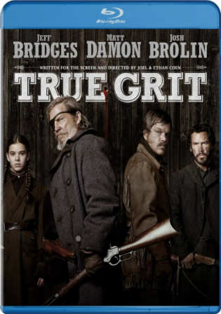 True Grit 2010 BluRay 850MB Full Hindi Dual Audio Movie Download 720p Watch Online Free Worldfree4u 9xmovies
