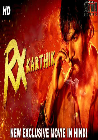 Rx Karthik 2018 HDRip 300MB Full Hind Dubbed Movie Download 480p watch Online Free Worldfree4u 9xmovies