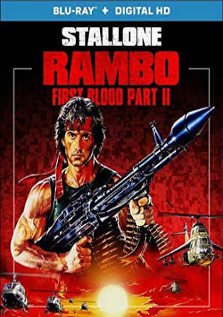 Rambo First Blood Part II 1985 BluRay 750MB Hindi Dual Audio 720p Watch Online Full Movie Download bolly4u