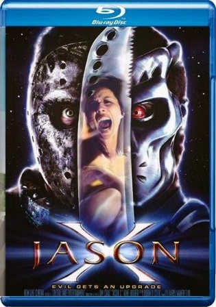 Jason X 2001 BluRay 800MB Full Hindi Dual Audio Movie Download 720p Watch Online Free bolly4u
