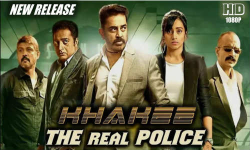 Khakee The Real Police 2018 HDRip 350MB Full Hindi Dubbed Movie Download 480p Watch Online Free Worldfree4u 9xmovies