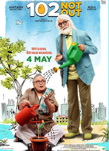 102 Not Out 2018 Movie DvDRip 760MB Download Full Hindi 720p