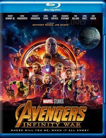 Avengers Infinity War 2018 Full Hindi Movie Download Dual
