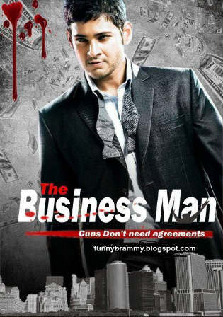 Businessman 2012 HDRip 1GB UNCUT Hindi Dual Audio 720p Watch Online Full Movie Download bolly4u