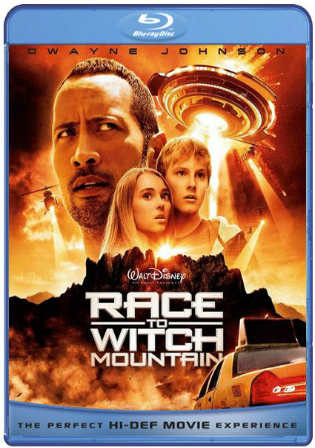 Race To Witch Mountain 2009 BluRay 800MB Hindi Dual Audio 720p