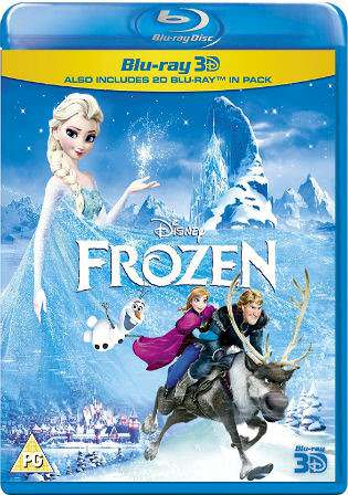 Frozen 2013 BluRay 350MB Full Hindi Dual Audio Movie Download 480p Watch Online Free bolly4u