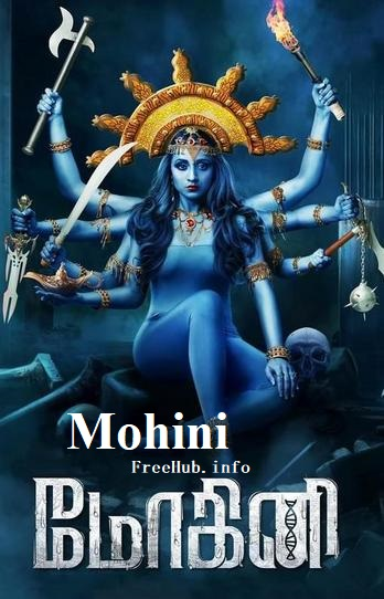 Mohini 2018 Movie HDRip Download UnCuT Dual Audio 720p