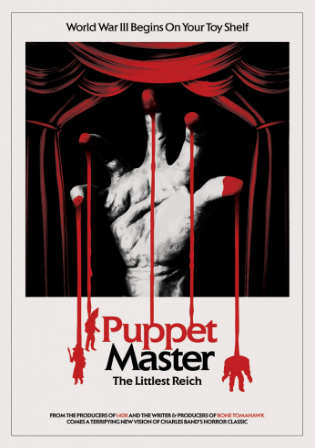 Puppet Master The Littlest Reich 2018 WEB-DL 700MB English 720p ESub Watch Online Full Movie Download bolly4u