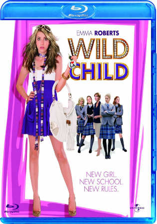 Wild Child 2008 BluRay 350MB Hindi Dual Audio 480p Watch Online Full Movie Download bolly4u