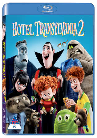 Hotel Transylvania 2 2015 BluRay 950MB Hindi Dual Audio 720p Watch Online Full Movie Download bolly4u