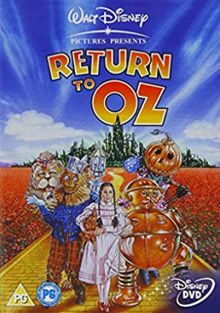 Return To Oz 1985 BluRay 350MB Hindi Dual Audio 480p Watch Online Full Movie Download bolly4u