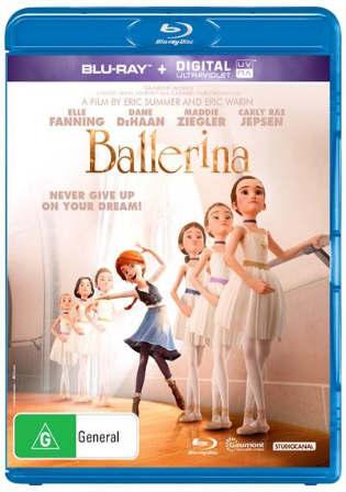 Ballerina 2016 BluRay 750MB Hindi Dual Audio 720p ESub Watch Online Full Movie Download bolly4u