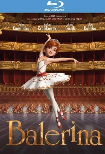 Ballerina 2016 BluRay Download Hindi 770MB Dual Audio 720p ESubs