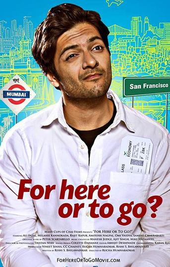 For Here or to Go 2018 Movie HDRip 800MB Download Hindi 720p