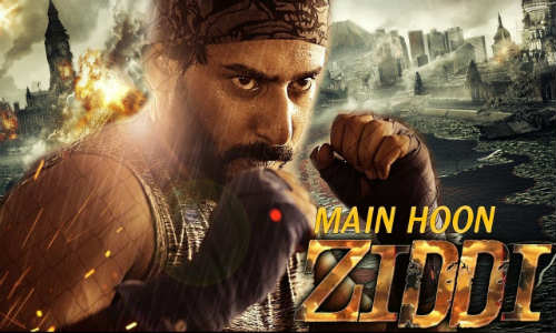 Main Hoon Ziddi 2018 HDRip 350MB Hindi Dubbed 480p Watch Online Full Movie Download bolly4u