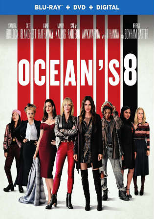 Oceans Eight 2018 BluRay 999Mb English 720p ESub Watch Online Full Movie Download bolly4u