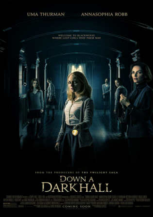 Down a Dark Hall 2018 WEB-DL 280MB Full English Movie Download 480p Watch Online Free bolly4u