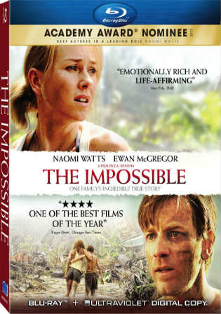 The Impossible 2012 BluRay 800MB Hindi Dual Audio 720p ESub Watch Online Full Movie Download Worldfree4u 9xmovies