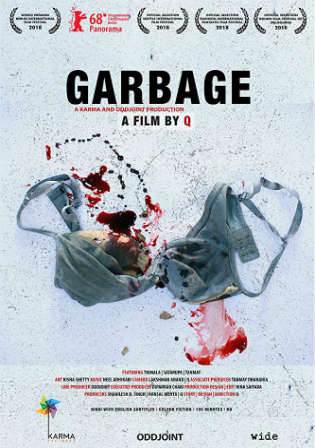 Garbage 2018 HDRip 750MB Full Hindi Movie Download 720p Watch Online Free Worldfree4u 9xmovies