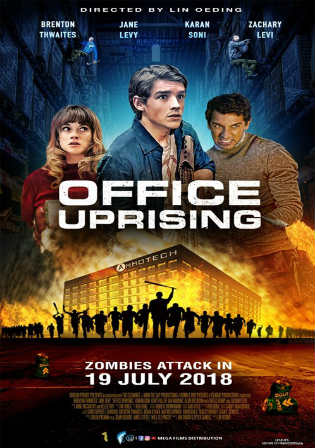 Office Uprising 2018 WEB-DL 250MB English 480p ESub Watch Online Full Movie Download Worldfree4u 9xmovies