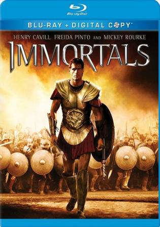 Immortals 2011 BluRay 850MB Hindi Dubbed Dual Audio ORG 720p Watch Online Full Movie Download Worldfree4u 9xmovies