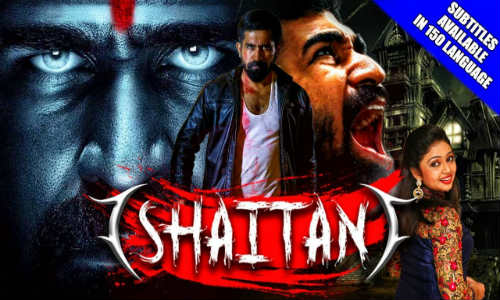 Shaitan 2018 HDRip 350MB Full Hindi Dubbed Movie Download 480p Watch Online Free Worldfree4u 9xmovies