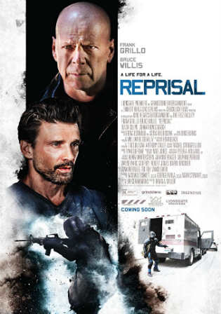Reprisal 2018 HDRip 800Mb Full English Movie Download 720p ESub Watch Online Free Worldfree4u 9xmovies