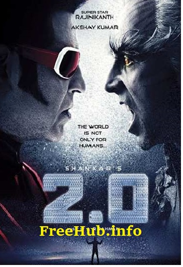 2.0 2018 Full Movie Download Official Teaser 1080p