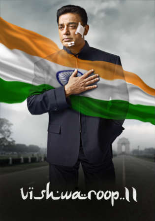 Vishwaroopam 2 2018 HDRip 400MB Full Hindi Dubbed Movie Download 480p Watch Online Free bolly4u