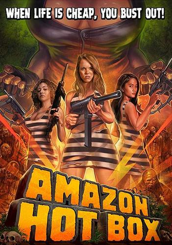 Amazon Hot Box 2018 DOwnload English UNCENSORED HDRip 750MB