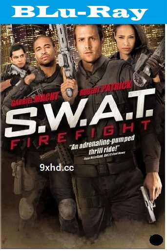 SWAT Firefight 2011 BluRay Download Hindi 650MB Dual Audio 720p