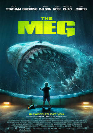 The Meg 2018 HC HDRip 350MB Full Hindi Dual Audio Movie Download 480p