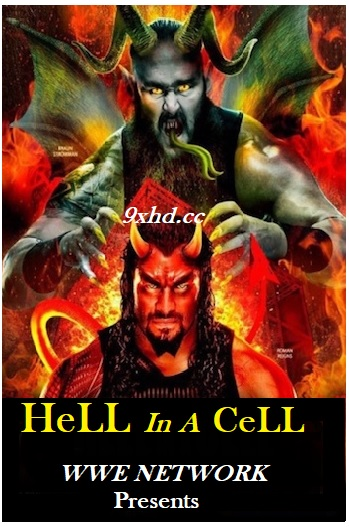 WWE Hell In A Cell 2018 PPV Download 800MB WEBRip 480p